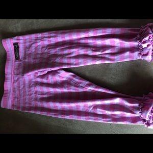 Matilda Jane ruffle leggings